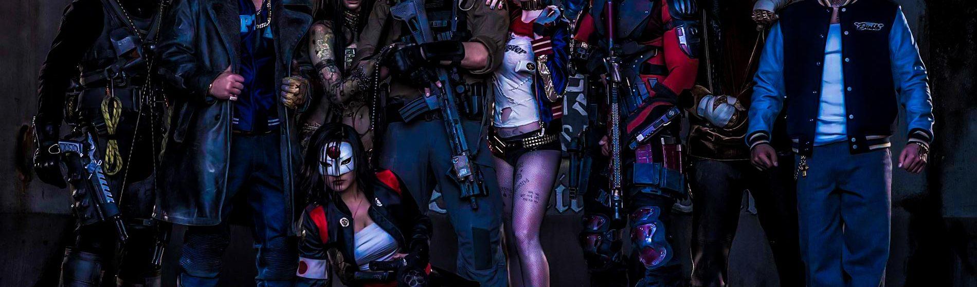 Suicide Squad Comic Con