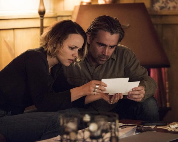 True Detective - Black Maps and Motel Rooms