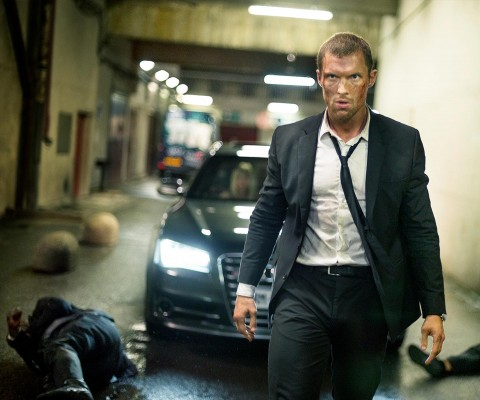 The Transporter Refueled - Ed Skrein