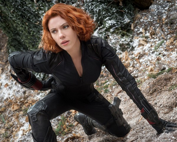 Avengers Age of Black Widow