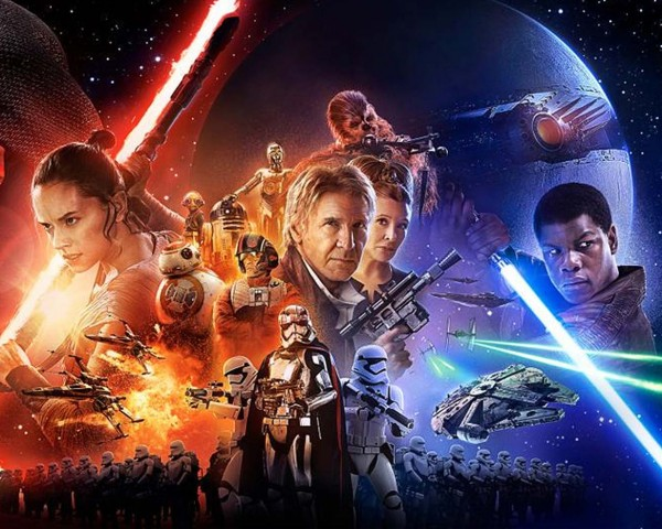 Star Wars The Force Awakens New Poster