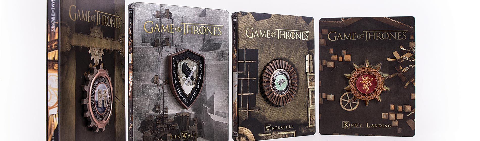 Game of Thrones Steelbook Contest