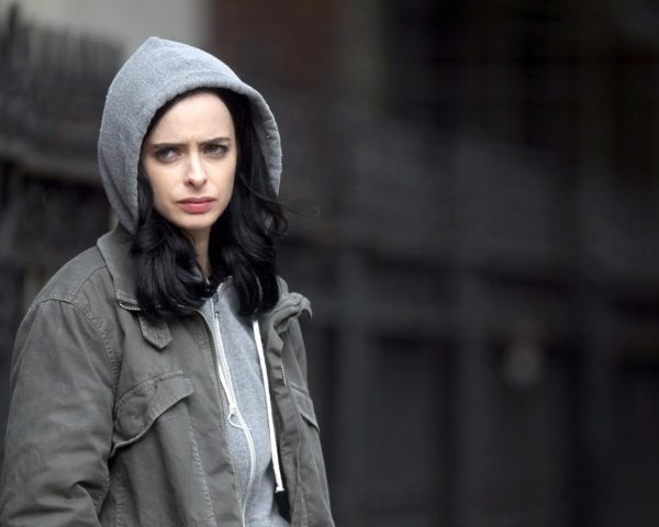 Jessica Jones PTSD Hero