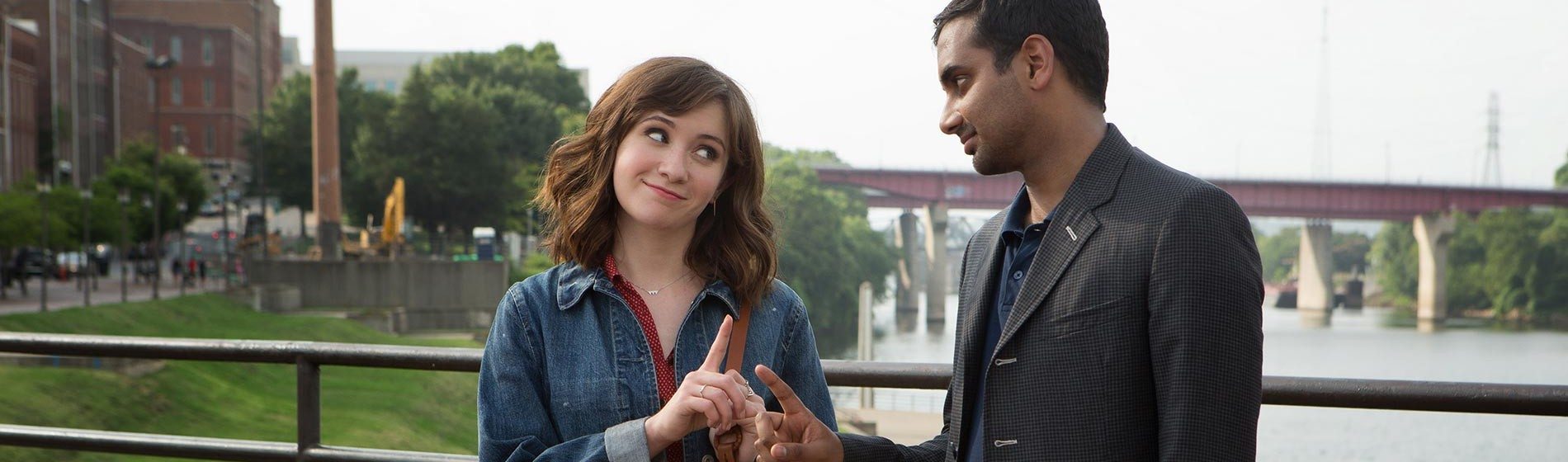 Master of None - Noel Wells Aziz Ansari
