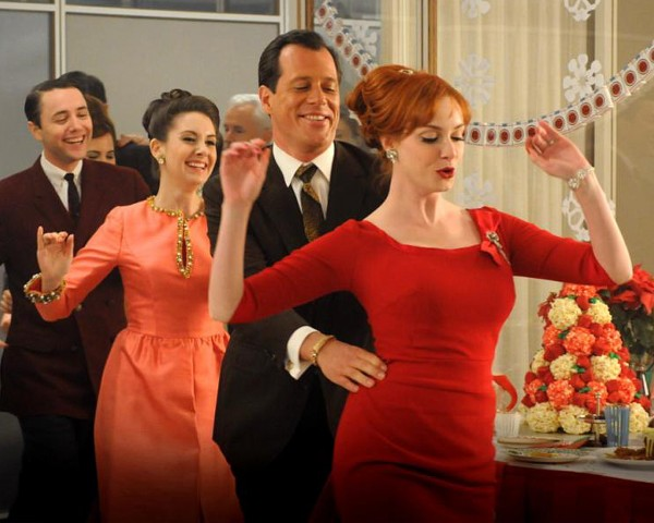 "Mad Men ""Christmas Comes But Once A Year"""