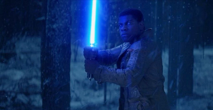 The Force Awakens - Finn