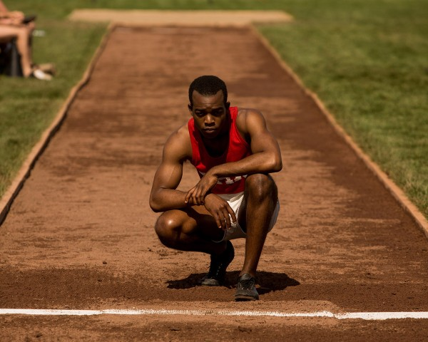 Race Stephan James