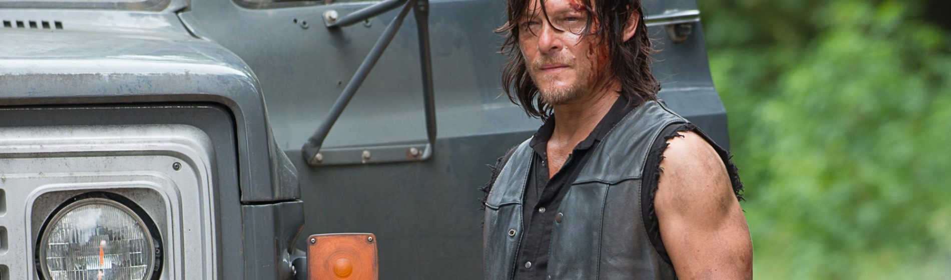 """The Walking Dead Episode 6.9 """"No Way Out"""""""