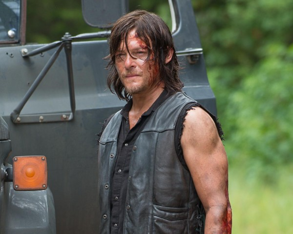 "The Walking Dead Episode 6.9 ""No Way Out"""