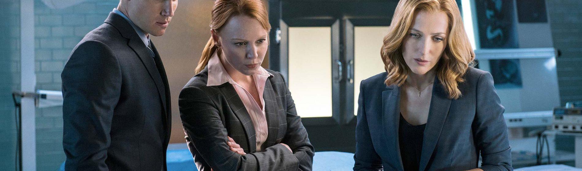 The X-Files - Miller Einstein Scully