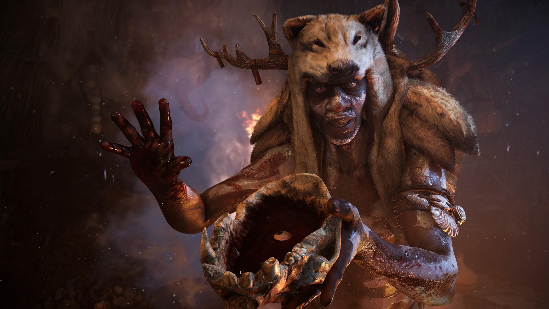 How Ubisoft Built The Prehistoric World Of Far Cry Primal That Shelf