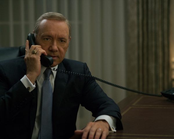 House of Cards - Chapter 40