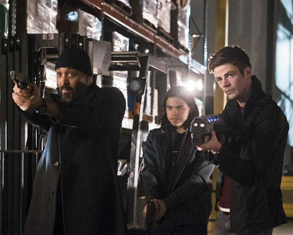 """The Flash """"Back to Normal"""""""