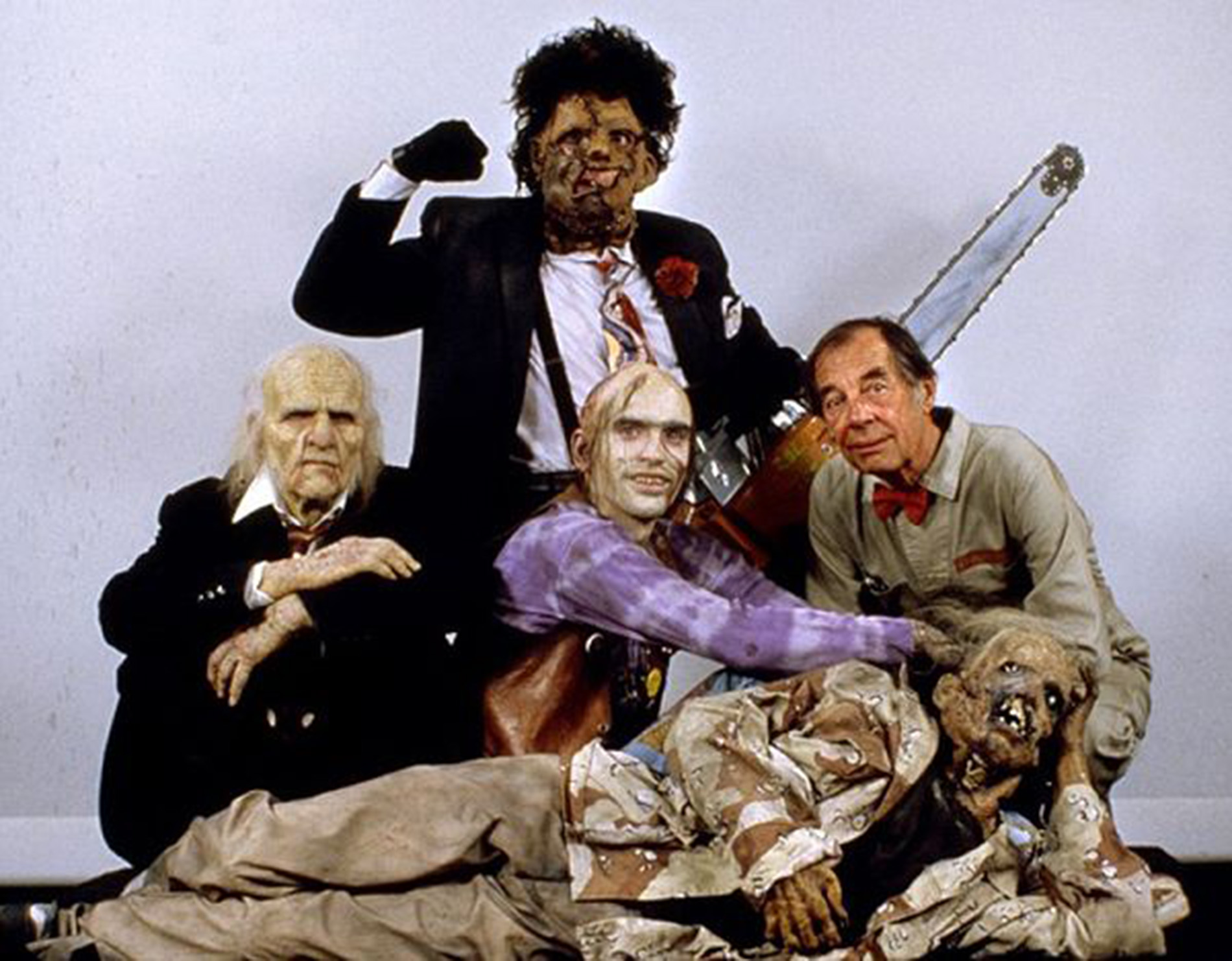 Texas Chainsaw Massacre 2 Chop Top Quotes