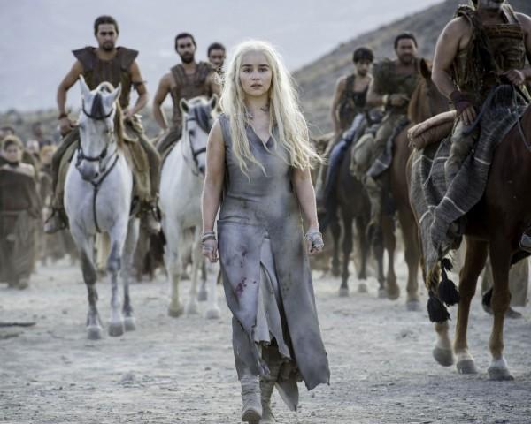 Game of Thrones Episode 6.3 Oathbreaker
