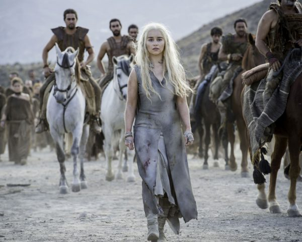 Game of Thrones Episode 6.3 Oathbreaker
