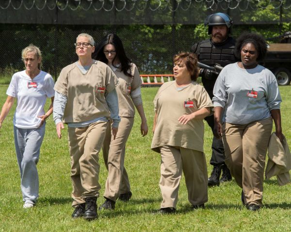 Orange is the New Black Episode 4.1
