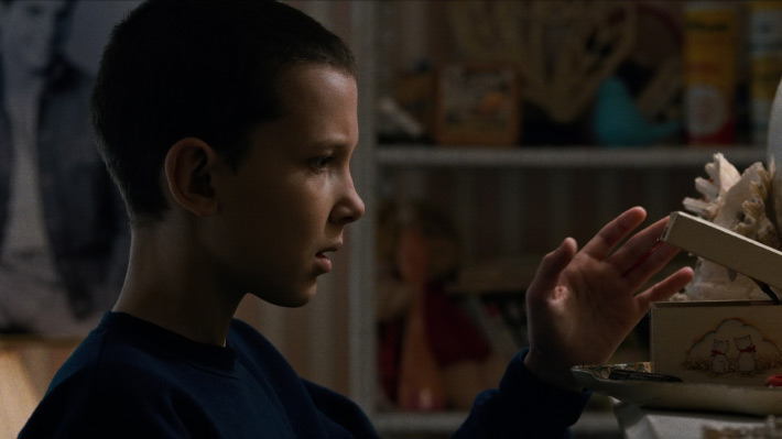 Image result for eleven and the music box