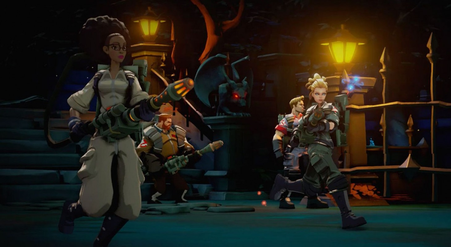 ghostbusters-game-team