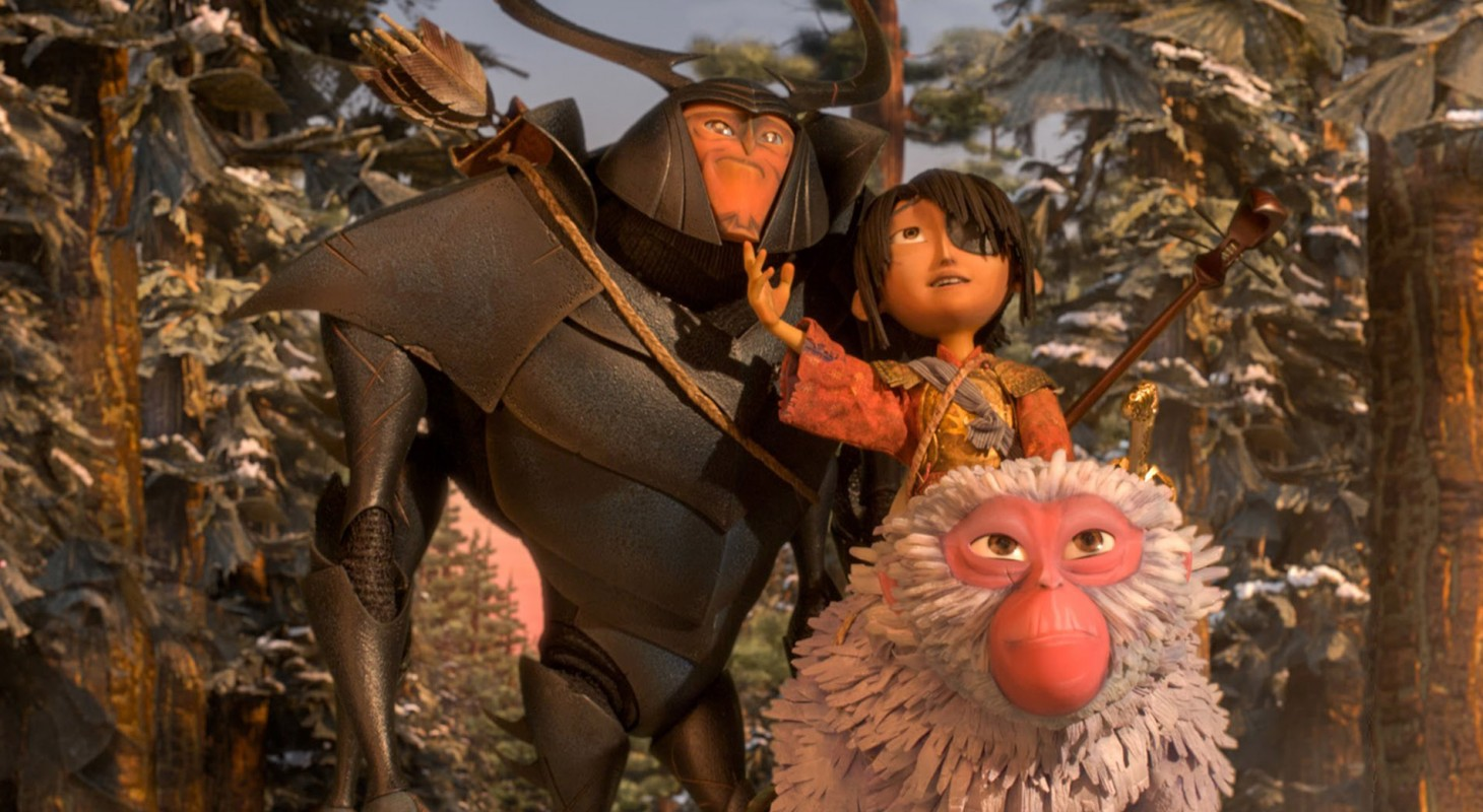 Kubo and the Two Strings -Featured