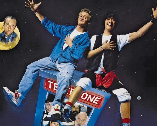 Bill and Ted's Excellent Adventure Blu-ray Shout Factory