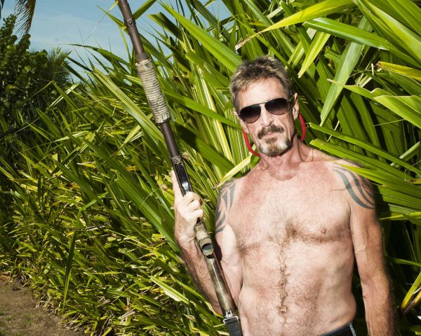 Gringo The Dangerous Life of John McAfee TIFF 2016 - Featured