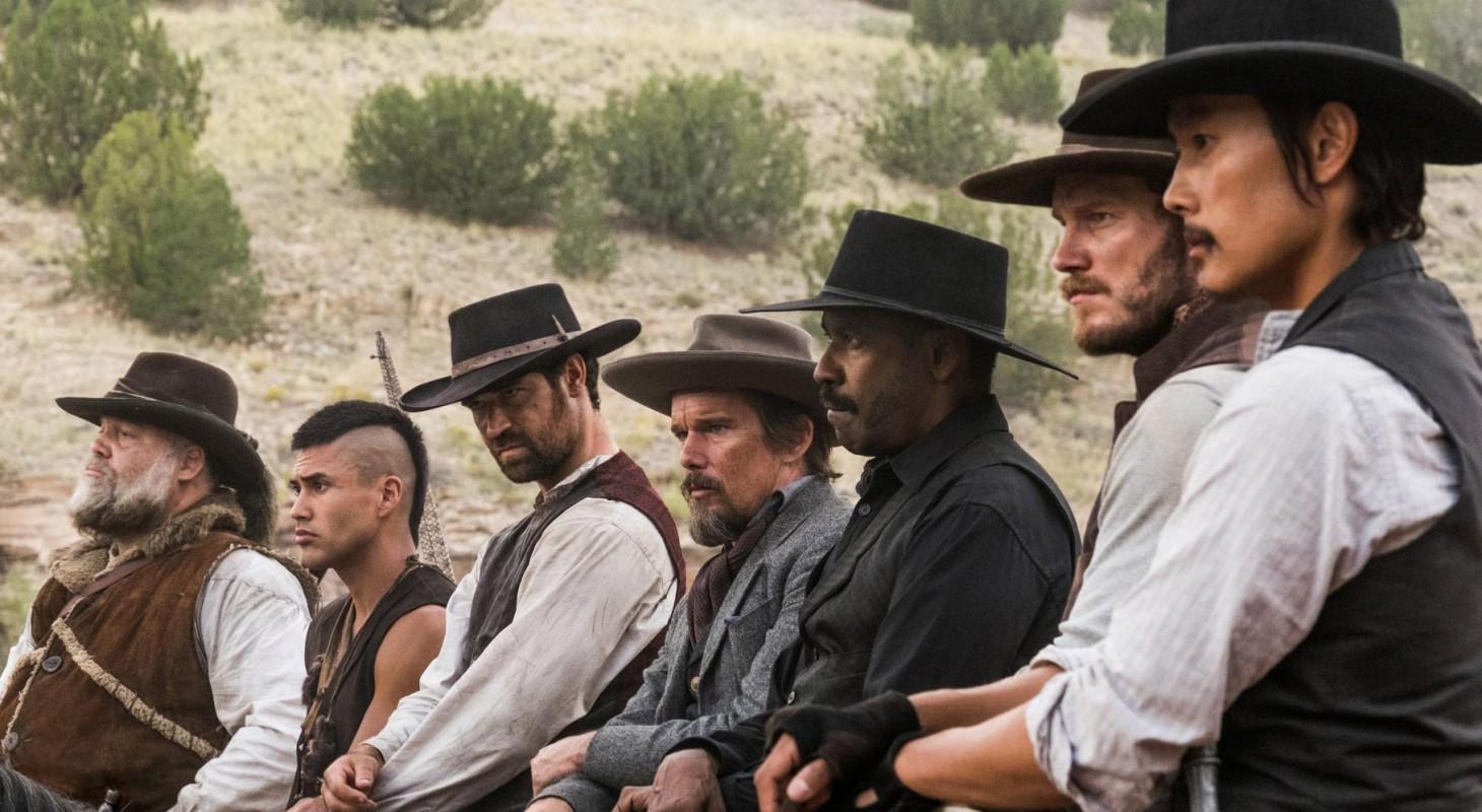 Magnificent Seven TIFF 2016