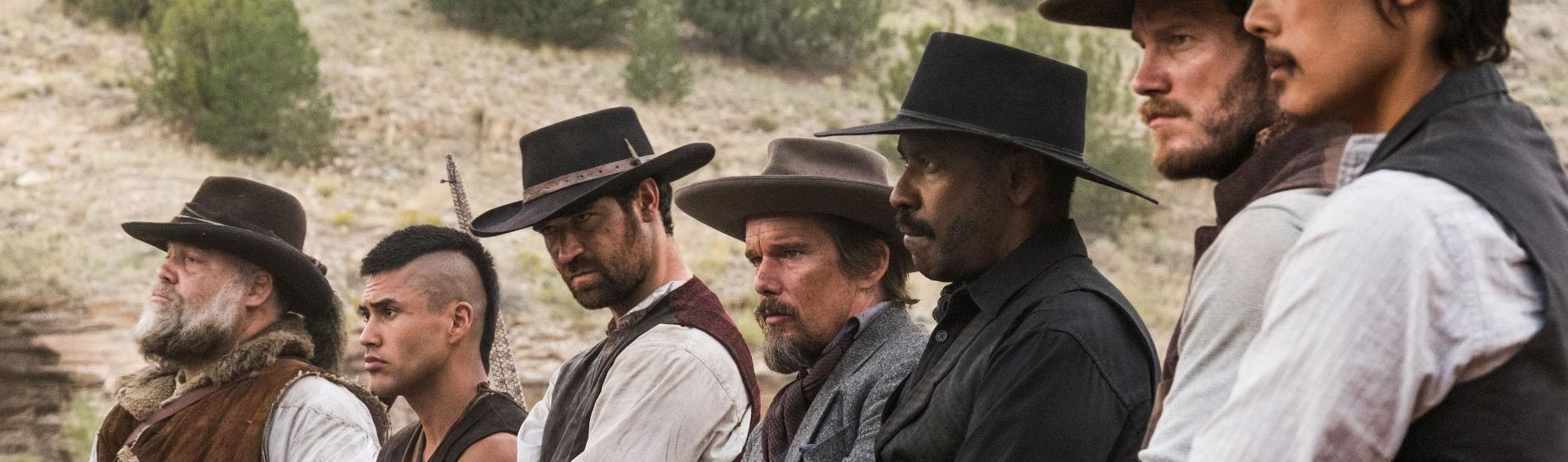 Magnificent Seven TIFF 2016