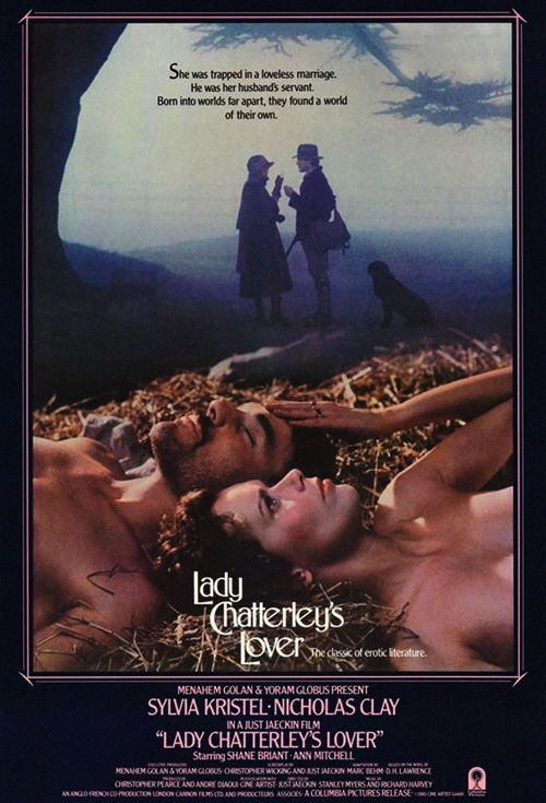 Lady Chatterly's Lover 1981 poster