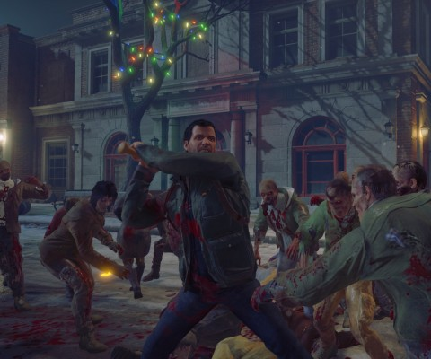 Dead Rising 4 Zombie Impact