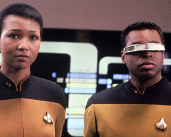 Trek Talks Mae Jemison
