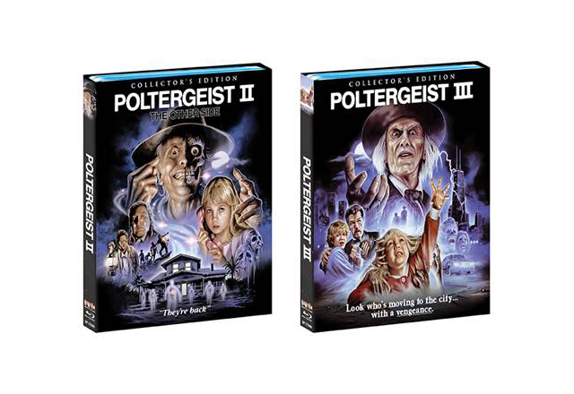 Poltergeist Scream Factory Blu-ray