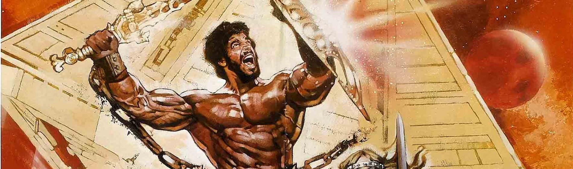 Hercules (1983) Poster