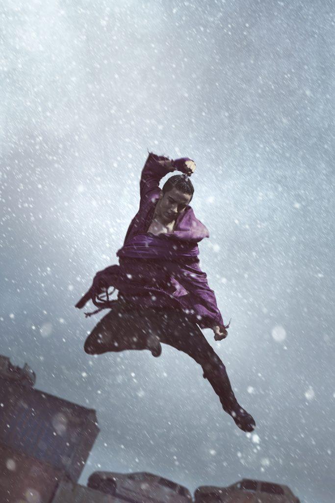 Into the Badlands Season 2 M.K.