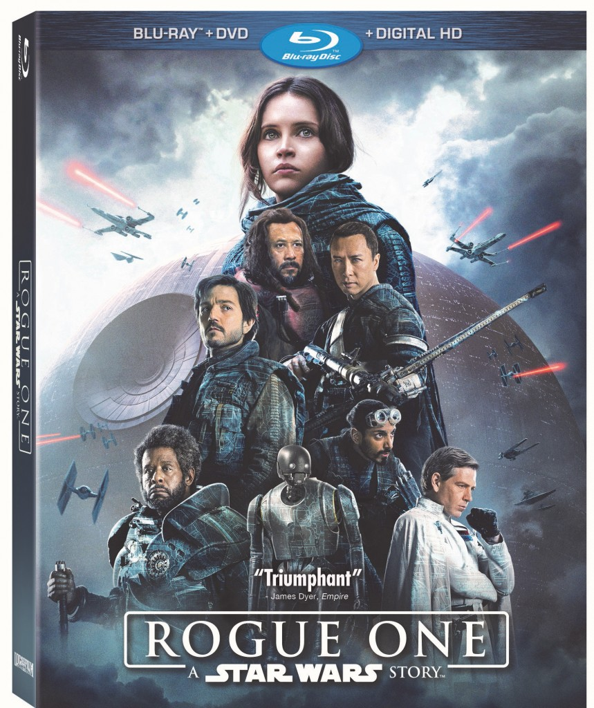 Rogue One: A Star Wars Story -Blu-ray Combo