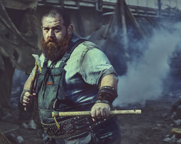 Into the Badlands Season 2 Nick Frost