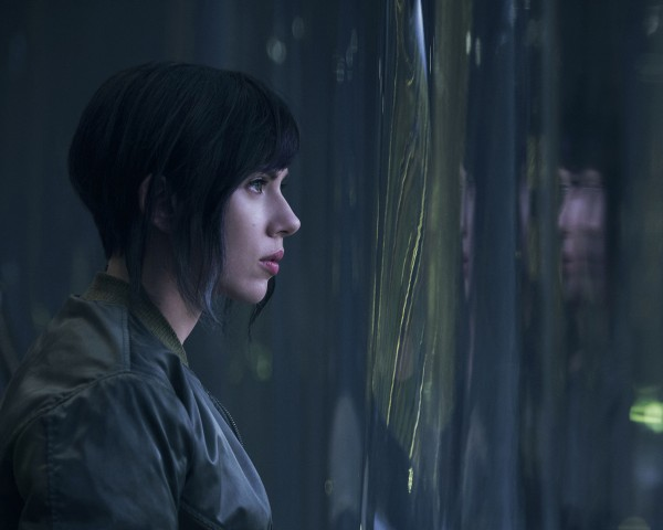 Ghost in the Shell - Featured