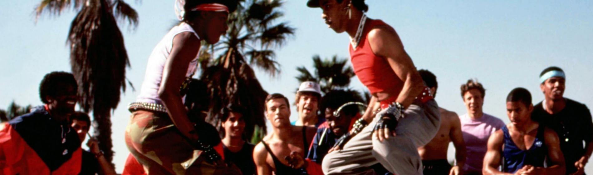 Breakin' Jean Claude Van Damme