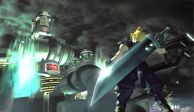 Final Fantasy VII Cloud