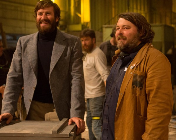 Free Fire Ben Wheatley Armie Hammer