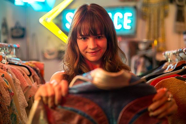 Girlboss Britt Robertson