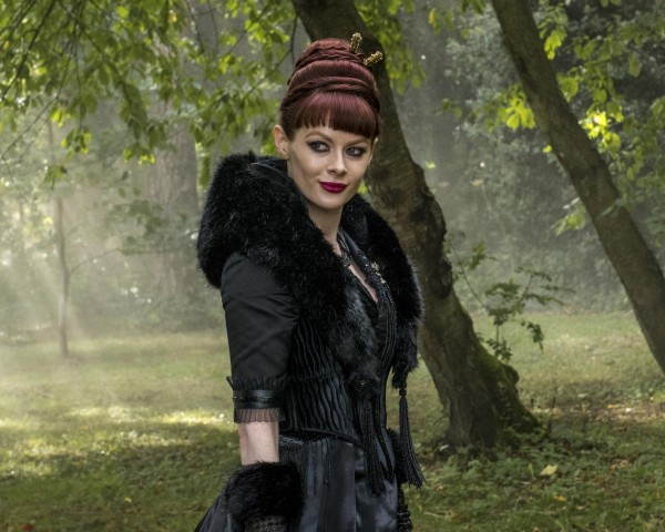 Into the Badlands - Emily Beechum