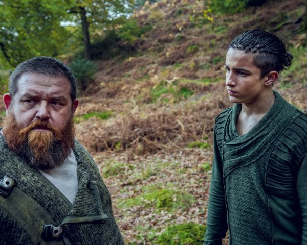 Into the Badlands Nick Frost Aramis Knight
