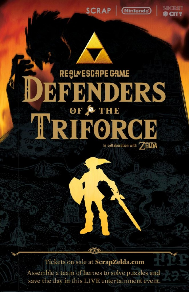 REG - Zelda Defenders of the Triforce Toronto