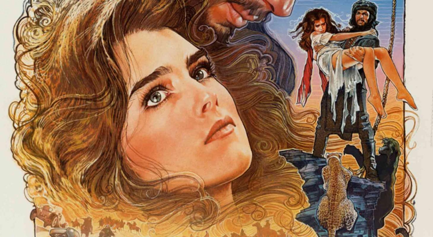 Sahara (1983) Brooke Shields