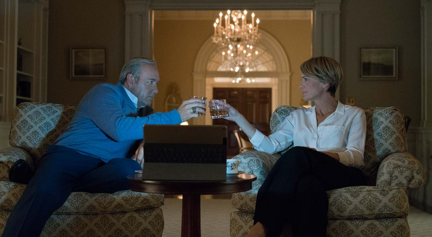 House of Cards Episode 55