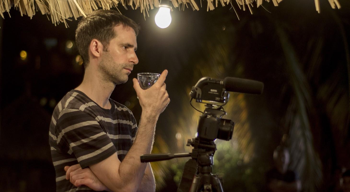 Phil Hanley in Sundowners movie