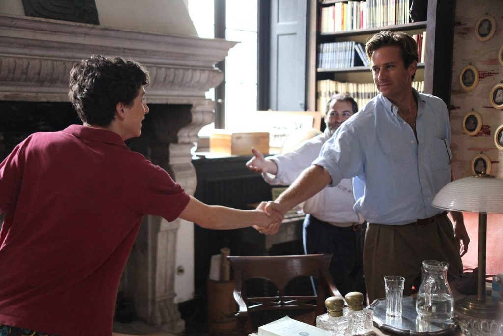 TIFF 2017 Call Me by Your Name