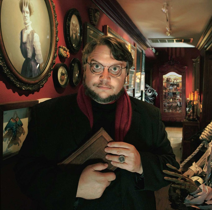 Guillermo del Toro: At Home with Monsters Exhibition Toronto