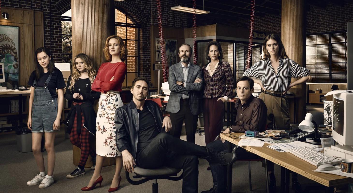 Halt and Catch Fire Season 4 Cast